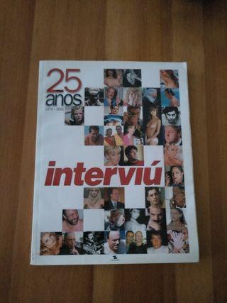 Revista Interviú 25 años