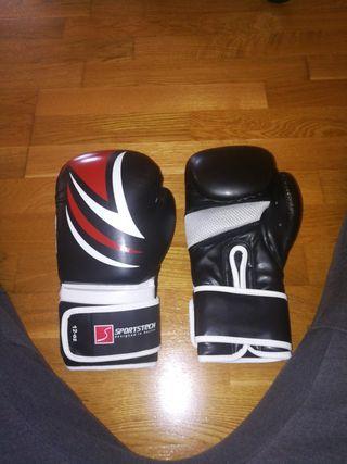 Guantes Boxeo Sportstech 12 oz