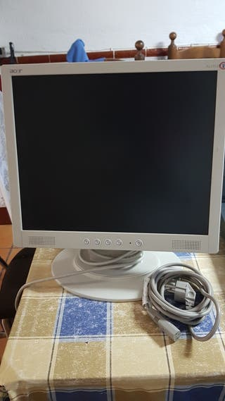 Monitor, ordenador