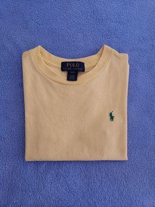 camisa de niño Ralph Lauren Original 4 T