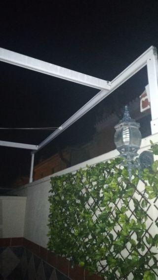 toldos para patios pequeños Toldo Para Patios De Segunda Mano En La Provincia De Granada