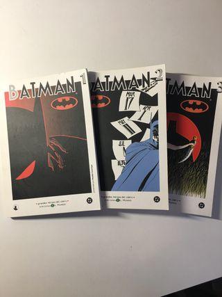 Cómics Batman 1,2 y 3