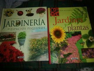 Jardines y plantas. 500 páginas e ilustraciones