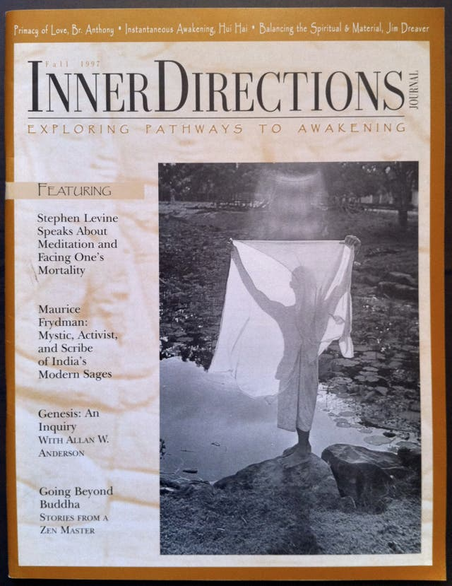 INNER Directions N° 3 1997 : Exploring Pathways