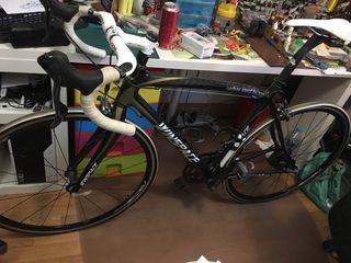 Bicicleta carretera full carbono talla 53