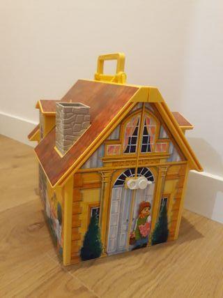 Playmobil Maletin Casa Muñecas Ref. 4145