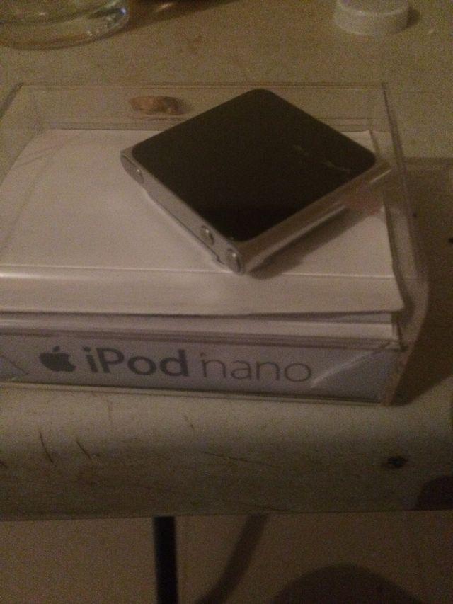 iPod nano de 6 generación 4gigas