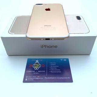 iPhone 7 Plus 32Gb Oro Original Factura Garantía