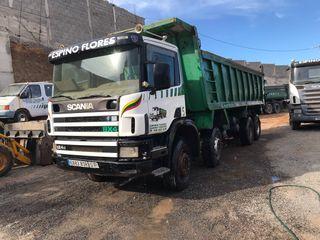 Scania 124 420 8x4 2003