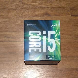 Procesador Intel Core i5-7500