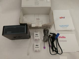 Sky Hub wireless Internet
