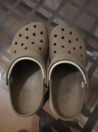 Zuecos Crocs T 36-37