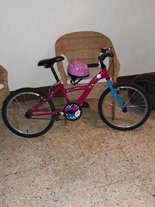 Bicicleta para niños de 6 a 10 años