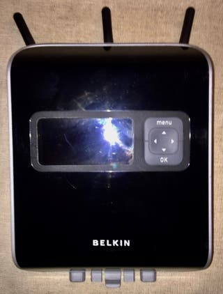 Router Belkin N1 Vision