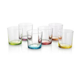 Exclusivo conjunto de 6 vasos Luminarc (36 cl)