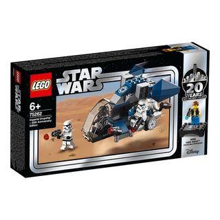 Lego star wars 75262 sin minifiguras