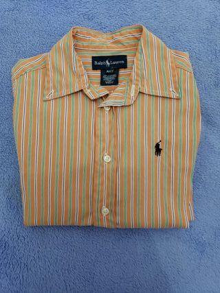 Camisa Niño Ralph Lauren 4 T Original
