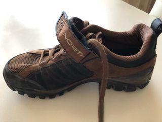 Zapatillas para bicicleta de montaña con calas
