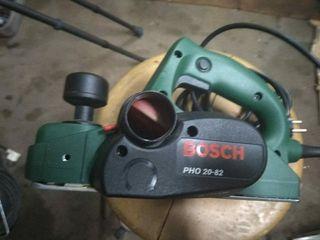 cepillo carpintero Bosch