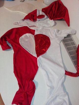 disfraz bebe 6-18 meses unisex