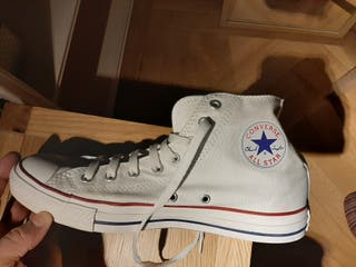 BotasConverse BlancasT44 Boots One Star White UK10