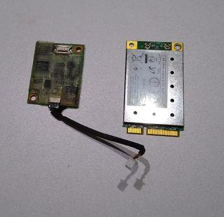 Samsung r60 módem y antena Wi-Fi