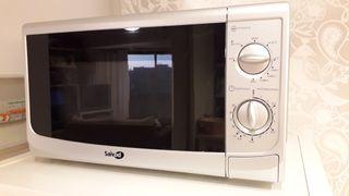 Microondas Saivod MSG2814W con grill