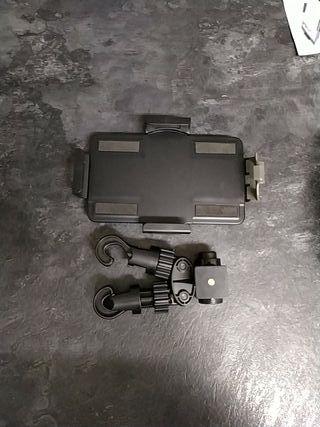 Soporte tablet para reposacabezas coche