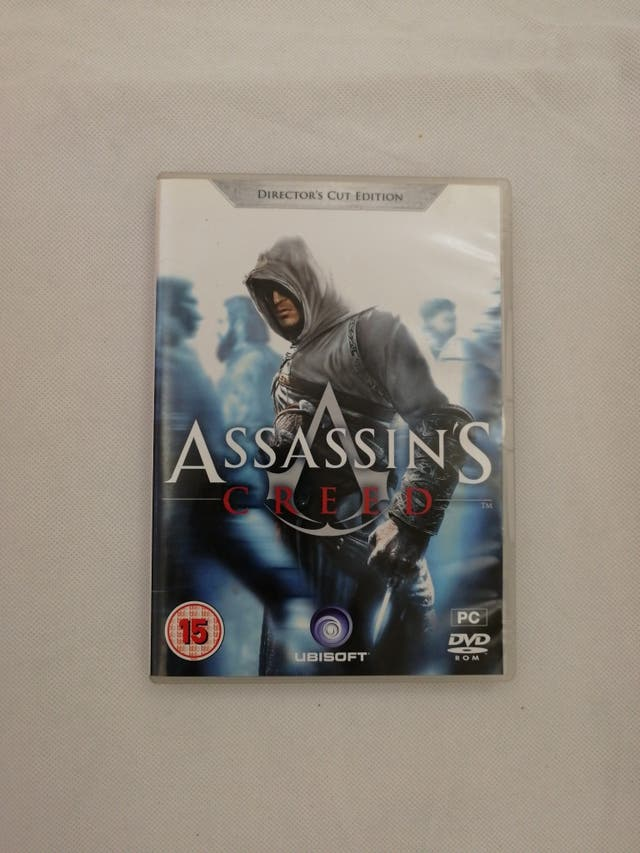 Assassin's Creed Director's cut edition PC