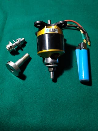 Motor AXI 4120/18 gold line