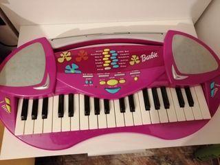 PIANO MUSICAL BARBIE