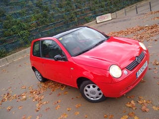 Volkswagen Lupo 1.4 gasolina del año 99 (NO NEGOCIABLE)