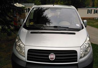 Fiat Scudo 2009 Larga Camper