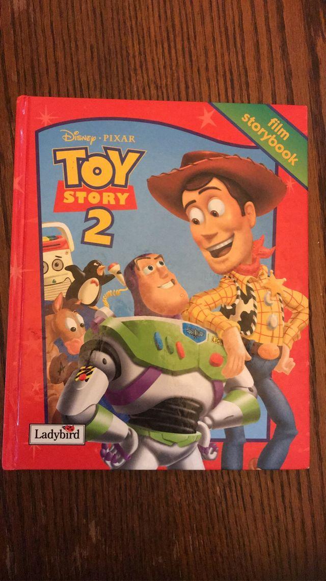 Toy story 2 ladybird book