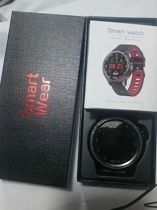 smartwatch ip68 como nuevo
