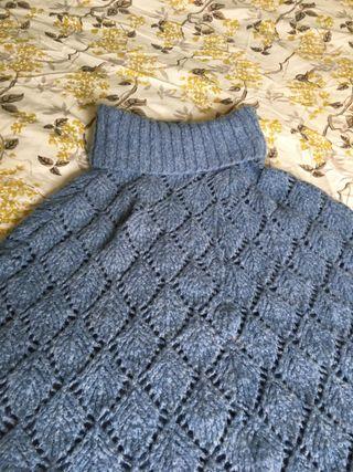 Poncho abrigo ropa oferta+ENMIPERFIL