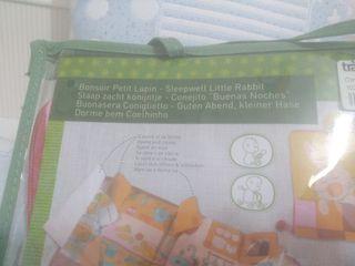 Cuento de tela para bebés c velcro