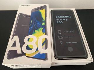 Samsung Galaxy A80 8/128gb Negro Nuevo!!