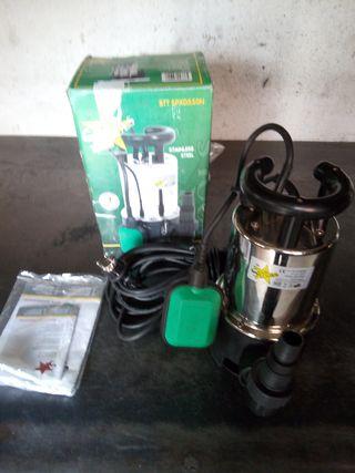 bomba de agua sumergible start tools