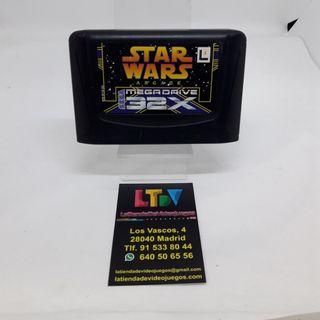 Star Wars Mega Drive 32X