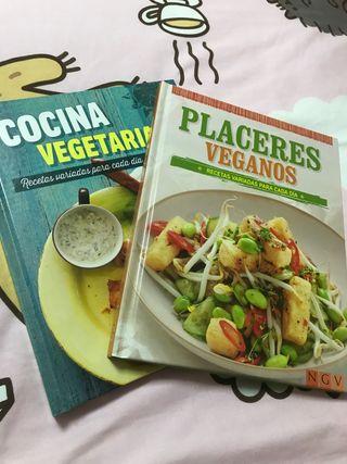 Cocina Vegetariana y Placeres Veganos