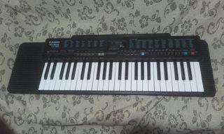 Organo casio toneBank keyboard ct-395