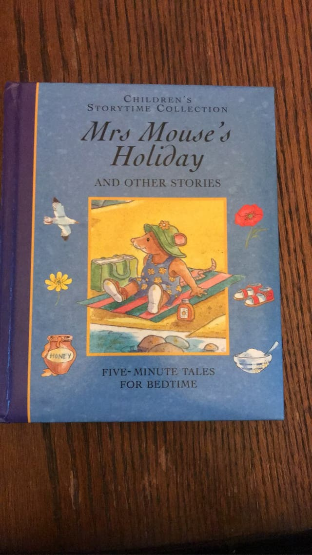Five minute tales for bedtime