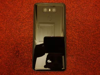 LG G6 32gb, Unlocked New Condition