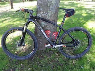 Bicicleta rígida carbono SWORKS
