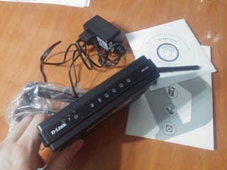 Router D-link Dir-300