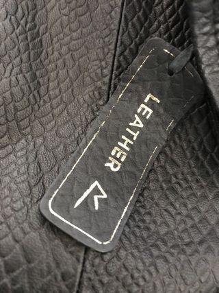 River island Rihanna leather skirt size 6