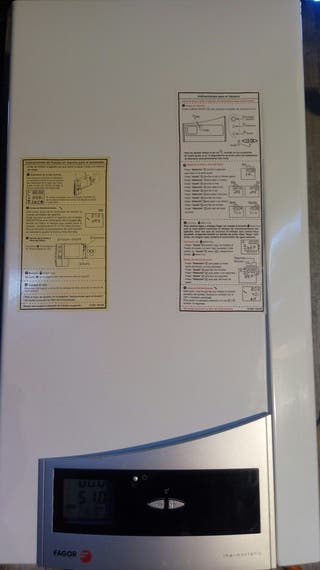 calentador fagor atmosférico termostático