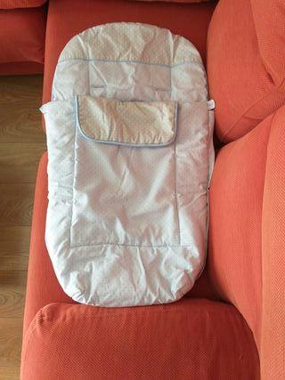 Saco universal para carrizo de bebe