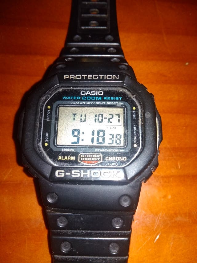 Casio G-Shock DW5600 901 Japan H